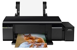 Imprimanta inkjet color CISS Epson L805, A4, 37ppm/38ppm color, printare pe CD