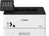 Imprimanta laser monocrom Canon LBP215X, format A4, 38ppm, 1GB, USB, duplex, wireless, alb