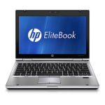 EliteBook 2560p , LG669EA, Core i7-2620M , 12.5 HD, 4GB, 128GB SSD, Win 7Pro