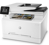 Multifunctionala HP LaserJet Pro M281fdn, A4, color, 21ppm, fax, duplex, retea