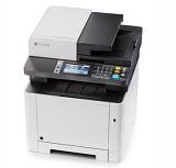 Multifunctional laser color Kyocera ECOSYS M5526cdn, 26 ppm, A4, Print, Copy, Scan, Fax, Duplex