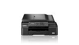 Multifunctionala BROTHER MFCJ200, 11/6 ipm, 6000x1200 dpi, 64MB, PC fax, Wi-Fi