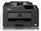 Multifunctionala inkjet BROTHER MFCJ3530DW, A3, fax, ADF, wireless
