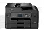 Multifunctionala profesionala inkjet BROTHER MFCJ3930DW, A3, fax, ADF, wireless, 2 x tava alimentare
