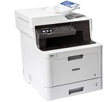 Multifunctionala laser color BROTHER MFCL8690CDW, 31ppm, 2400x600 dpi, 512 MB, duplex, fax, USB, Ethernet, Wi-Fi, USB host