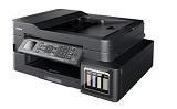 Multifunctionala inkjet BROTHER MFC-T910DW, CISS, A4, 12/6 ppm, 1200 dpi, 128MB, ADF, USB 2.0, Duplex, Wireless