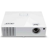 Proiector ACER H6510BD, DLP 3D, FHD 1920 x 1080, conversie 2D-3D, 3000 lumeni, 10.000:1, boxe 2W, telecomanda, geanta inclusa, alb