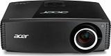Proiector ACER P7305W, DLP 3D, WXGA 1280x 800, 5000 lumeni, 10.000:1, boxe, geanta transport inclusa, telecomanda, negru