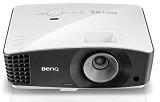 Videoproiector BENQ MU706, DLP 3D, WUXGA, 4000 lumeni, 20.000:1, 1 x 2W, telecomanda, alb