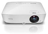 Videoproiector BENQ MW533, DLP, WXGA, 3D Ready, 3300 lm, 15.000:1, boxe, telecomanda, HDMI