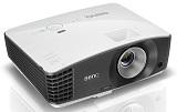 Videoproiector BENQ MX704, DLP, 3D, XGA, 4000 lm, 13.000:1, LAN, telecomanda, boxe, alb