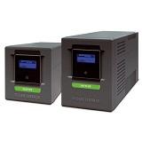 UPS Socomec NeTYS PR MT 1500VA/1050W, LCD, Sinusoida pura, Tower, 6 x IEC 320 C13, USB, RJ-45