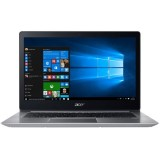 Ultrabook Acer Swift SF315-51G-57ZK, 15.6 inch, FHD, i5-7200U, MX150, 256GB, 8GB, Win10, Steel Gray