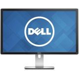 Monitor Dell P2715Q, 68.47 cm, LED IPS UHD 4K, 16:9, 8ms, 350 cd/m2, 1000:1, HDMI (MHL), DP, USB 3.0, Negru