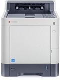 Imprimanta laser color Kyocera ECOSYS P6035cdn, 30 ppm, 9,600 dpi, duplex