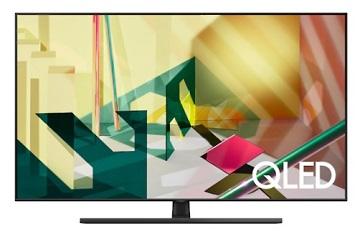 Televizor QLED Samsung QE75Q70TA, 189 cm, Ultra HD 4K, Smart TV, Wi-Fi, Bluetooth, CI+