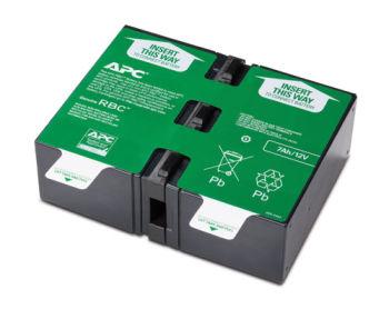 APC Replacement Battery Cartridge RBC124 pentru BR1200GI, BR1200G-GR, BR1500GI, BR1500G-GR