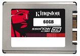 Memorie SSDKingston SSDNow 60GB, KC380, mSATA, 1.8 inch, 5mm
