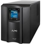 UPS APC Smart-UPS C SMC1000IC, 1000VA LCD 230V, LCD, SmartConnect