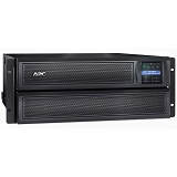 Smart-UPS APC X 3000VA Rack/Tower LCD 230V cu placa de retea, 4U