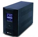 UPS Serioux, ProtectIT 1000S, 1000VA, ecran LCD, negru