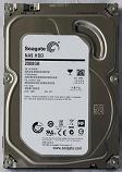 HDD Intern 2TB Seagate ST2000VN000, SATA 6GB/S, 64MB, 5900rpm, SE NAS