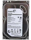 HDD Intern 3TB Seagate Desktop NAS ST3000VN000, SATA 6GB/S, 64MB, 5900rpm