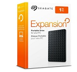 HDD extern Seagate, 1TB, Expansion, STEA1000400, 2.5 in, USB3.0, negru