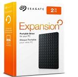 HDD extern Seagate, 2TB, Expansion, STEA2000400, 2.5 in, USB3.0, negru