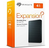 HDD extern Seagate, 4TB, Expansion, STEA4000400, 2.5 in, USB3.0, negru