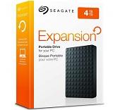 HDD extern Seagate, 4TB, Expansion, STEA4000400, 2.5 in, USB3.0, negru