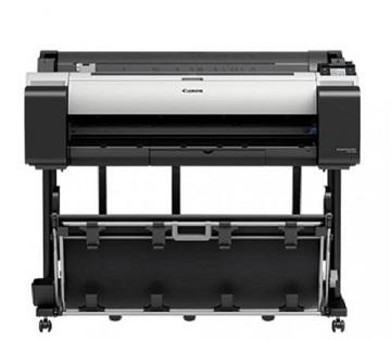 Plotter Canon imagePROGRAF TM-300, format A0, 5 culori, 2GB, USB + LAN + Wi-Fi