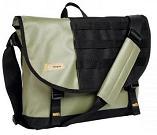 Geanta notebook Targus Military TSM14101 14.1, verde cu negru