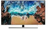 Televizor LED Samsung UE55NU8002TXXH, 123 cm, Smart, 4K UHD, HDR 10+, Wi-Fi, Negru