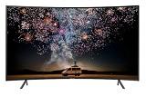 Televizor LED Samsung UE55RU7372UXXH, 139 cm, Curbat, Smart, 4K UHD, Wi-Fi, Negru
