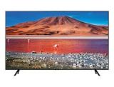 Televizor LED Samsung UE55TU7092UXXH, 138 cm, Smart, 4K UHD, Wi-Fi, Negru
