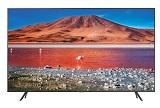 Televizor LED Samsung UE65TU7092UXXH, 163 cm, Smart, 4K UHD, Wi-Fi, Negru
