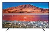 Televizor LED Samsung UE65TU7172UXXH, 165 cm, Smart, 4K UHD, Wi-Fi, Titan Gray