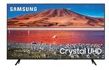 Televizor LED Samsung UE75TU7072UXXH, 189 cm, Smart, 4K UHD, Wi-Fi, Negru