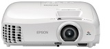 Videoproiector Epson EH-TW5300, 3LCD HD Ready 1080p Home Cinema videoprojector, 2200 ANSI Lumen, contrast 35.000:1, 2 x HDMI