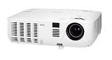 Videoproiector NEC V281W, WXGA, 3D Ready, 2800 lumeni, HDMI, 3.000:1, Lampa 5000 ore