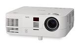 Videoproiector NEC VE281X, XGA, 3D Ready, 2800 lumeni, HDMI 3.000:1, Lampa 6000 ore