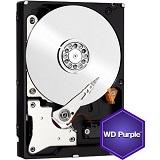 HDD Western Digital Purple WD05PURX, 500GB, SATA 3, 64MB, IntelliPower (5400rpm), 64MB, Surveillance HDD