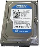 HDD Western Digital Blue, WD10EZEX, 1TB, 7200 rpm, 64 mb cache
