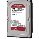 HDD Western Digital RED NAS WD20EFAX, 2TB, SATA 6GB/s, 256MB cache.