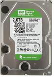 HDD Western Digital WD20EZRX, SATA 3, 2TB, IntelliPower 64 Mb cache