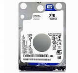 HDD pentru notebook Western Digital WD20SPZX, 2.5 inch, 2TB, Blue, SATA3, 5400rpm, 128MB