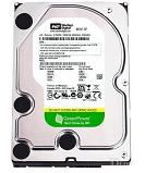 HDD Intern 3TB WD seria AV-GP, SATA 6 Gb/s, IntelliPower, 64MB