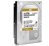 HDD Western Digital WD4002FYYZ, 4TB, GOLD, SATA 6GB/s, 7200RPM, 128MB