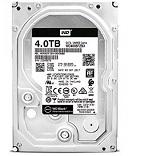 HDD intern WD, 3.5, 4TB, BLACK, SATA3, 7200rpm, 256MB, WD4005FZBX